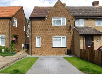 Thumbnail 3 bed end terrace house for sale in Mullway, Letchworth, Herts