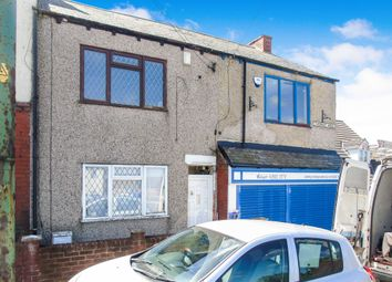 Thumbnail 3 bed terraced house for sale in Thornley Road, Wheatley Hill, Durham