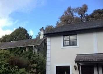 Thumbnail 2 bed end terrace house to rent in Bossell Park, Buckfastleigh