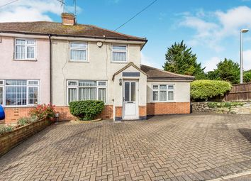 3 bed semi-detached house for sale in Woodstock Road, Rochester Kent ME2