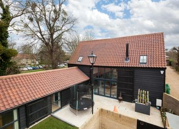 Thumbnail 4 bed detached house for sale in Morgans, Cottenham, Cambridge