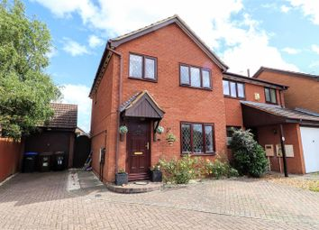 3 bed semi-detached house for sale in Rudge Mews, Duston, Northampton NN5