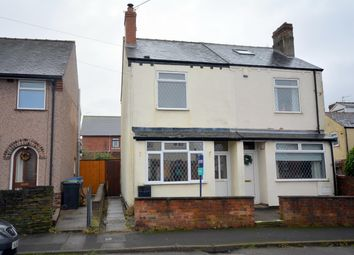 2 bed semi-detached house for sale in Farnsworth Street, Hasland, Chesterfield S41