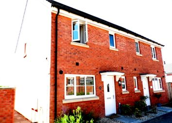 Thumbnail 3 bed semi-detached house to rent in Maes Meillon, Coity