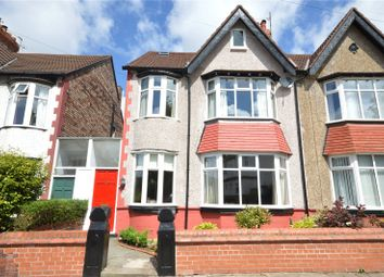 Thumbnail 4 bed semi-detached house for sale in Calderstones Road, Calderstones, Liverpool
