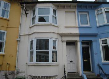 Thumbnail 2 bed maisonette to rent in St Leonards Road, Brighton