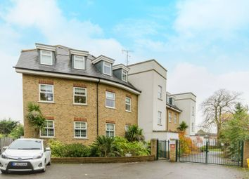 Thumbnail 2 bed flat for sale in Village Road, Bush Hill Park