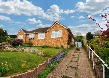 Thumbnail 2 bed semi-detached bungalow for sale in Chalvington Road, Eastbourne
