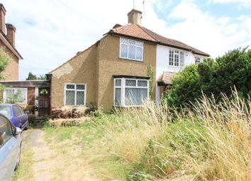 Thumbnail 3 bed semi-detached house for sale in Pole Hill Road, Hillingdon