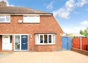 Thumbnail 2 bed end terrace house for sale in Arundel Drive, Chelsfield, Kent