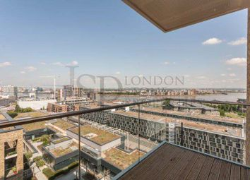 Thumbnail 2 bed flat to rent in Duncombe House, Victory Parade, Royal Arsenal, Riverside