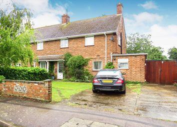 Thumbnail 3 bed semi-detached house for sale in Eaton Estate, Wimblington, March