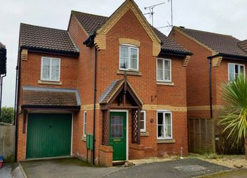 Thumbnail 3 bed detached house to rent in Nightingale Close, Daventry