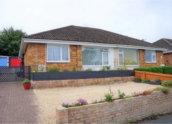 Thumbnail 2 bed semi-detached bungalow for sale in The Broadway, Swindon
