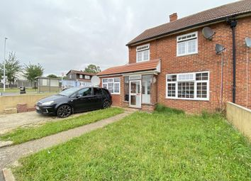 Thumbnail 2 bed semi-detached house to rent in Coppice Path, Hainault