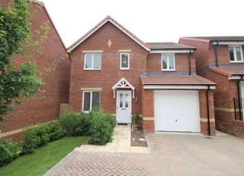 Thumbnail 4 bed detached house for sale in Nettle Close, Newton Abbot