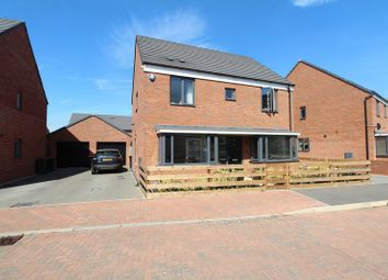 Thumbnail 4 bed detached house for sale in Juffs Lane, Wootton