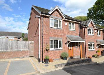 Thumbnail 3 bedroom detached house for sale in Jubilee Close, Northfield, Birmingham