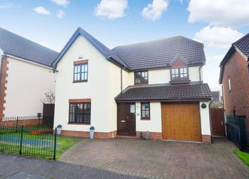 Thumbnail 4 bed detached house for sale in Broadoaks Crescent, Braintree