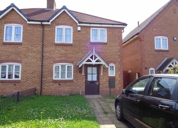 Thumbnail 3 bedroom semi-detached house for sale in Buckland End, Hodge Hill, Birmingham