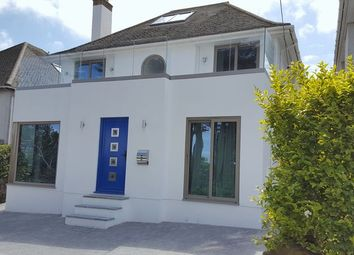 Thumbnail 5 bed detached house for sale in Headland Road, Carbis Bay, Cornwall