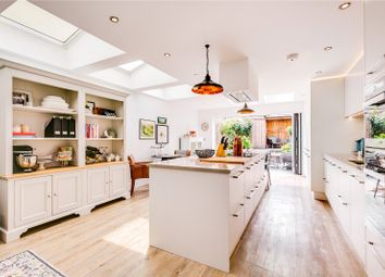 Thumbnail 4 bed terraced house for sale in Langroyd Road, London