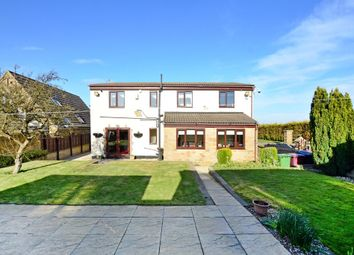 Thumbnail 3 bed farmhouse for sale in Sheffield Road, Barlborough, Chesterfield