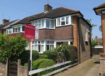 Thumbnail 3 bed semi-detached house for sale in Court Way, Twickenham