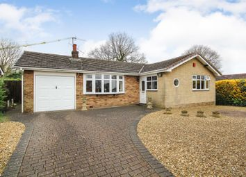 Thumbnail 3 bedroom detached bungalow for sale in Langbank Avenue, Rise Park, Nottingham
