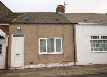 Thumbnail 1 bed terraced house for sale in Wood Street, Millfield, Sunderland