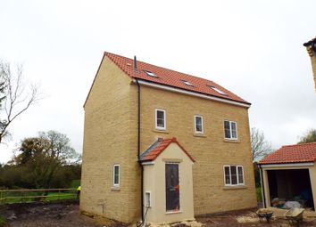 Thumbnail 5 bed detached house for sale in Kiln Close, Wanstrow, Bruton