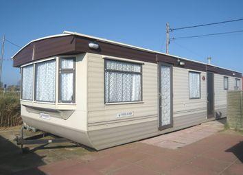 Thumbnail 2 bed mobile/park home for sale in South Beach, Heacham, King's Lynn