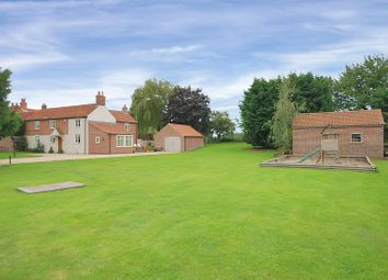 Thumbnail 4 bed cottage for sale in Newark Road, Hawton, Newark