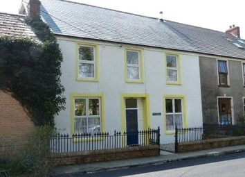 Thumbnail 3 bed end terrace house for sale in Frondeg, Station Road, Clynderwen, Pembrokeshire