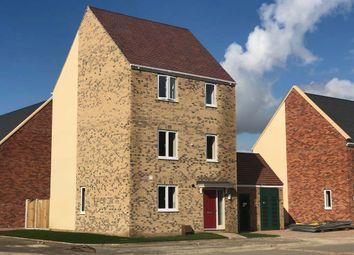 Thumbnail 4 bedroom detached house for sale in Stickleback Lane, King'S Lynn