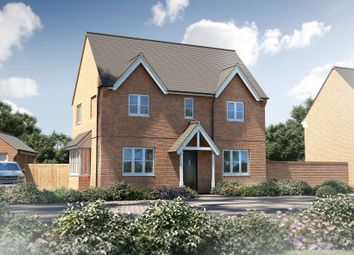"Thumbnail 3 bed detached house for sale in ""The Bratton"" at Bishopsfield Road, Fareham"