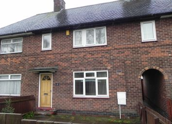 Thumbnail 4 bed terraced house to rent in Arnold Road, Nottingham