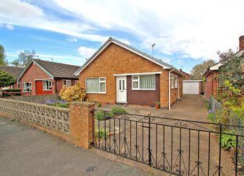 Thumbnail 2 bed detached bungalow for sale in Paddock Close, Calverton, Nottingham
