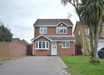 Thumbnail 3 bed detached house for sale in Orwell Way, Clacton-On-Sea