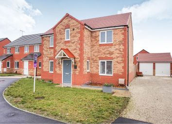 Thumbnail 4 bed detached house for sale in Griffin Road, Ollerton