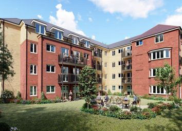 Thumbnail 1 bedroom flat for sale in Beck Lodge Botley Road, Park Gate, Southampton