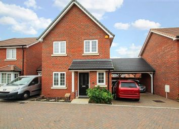 Thumbnail 4 bed detached house for sale in Penrith Crescent, Wickford