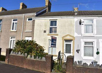 2 bed terraced house for sale in Carmarthen Road, Cwmdu, Swansea SA5