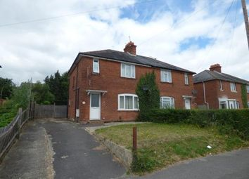Thumbnail 5 bed semi-detached house for sale in Woodcote Road, Southampton