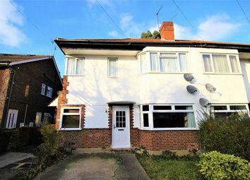 Thumbnail 2 bed flat to rent in Marlborough Hill, Harrow