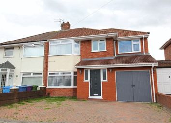 Thumbnail 3 bed semi-detached house for sale in Beechurst Road, Gateacre, Liverpool