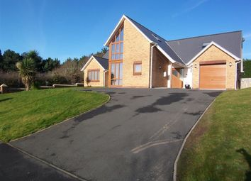 Thumbnail 5 bed detached house for sale in Caer Wylan, Aberystwyth, Ceredigion