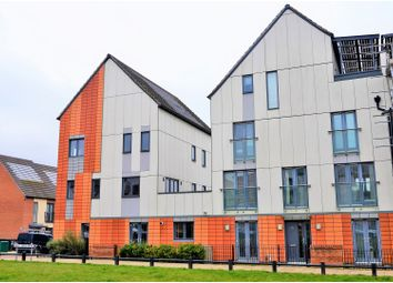 Thumbnail 5 bedroom town house for sale in Knot Tiers Drive, Upton, Northampton