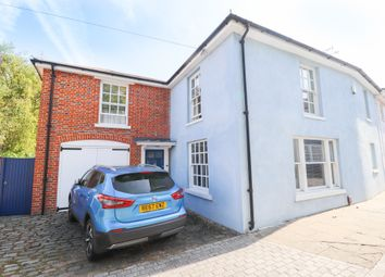 Thumbnail 4 bed end terrace house to rent in Castle Street, Portchester, Fareham