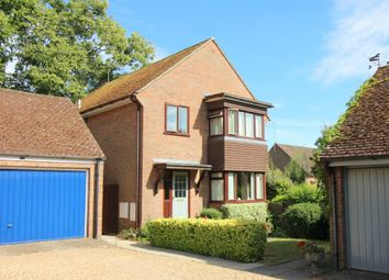 Thumbnail 4 bed detached house for sale in Shepherds Down, Alresford